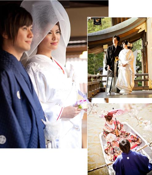 奈良和婚写真